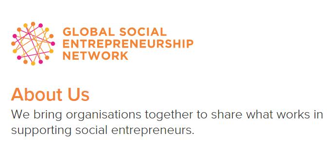 The Global Social Entrepreneurship Network – GSEN