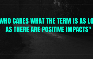 positive impacts