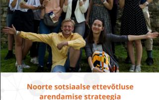 Noorte sotsiaalse ev arendamise strateegia