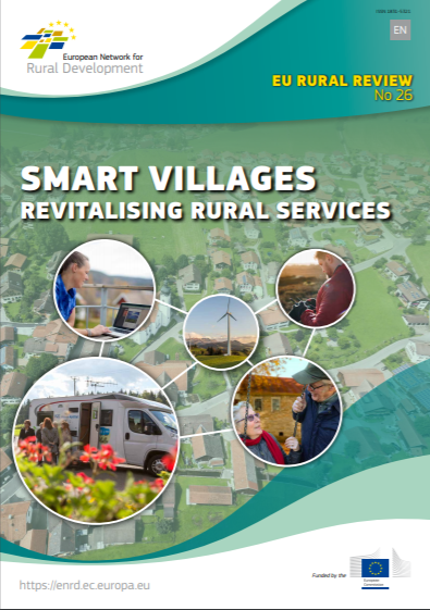 Smart villages – a new way providing services in rural areas