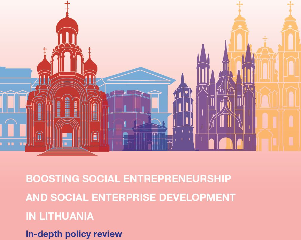 Social business policy in Lithuania