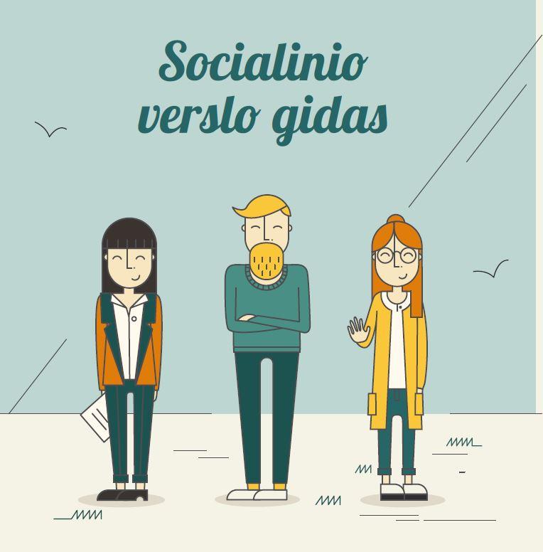Apie socialinį verslą lietuvoje