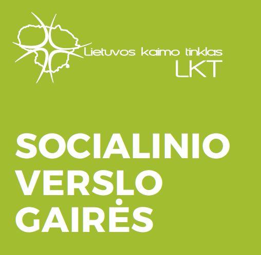 Socialinio verslo gairės