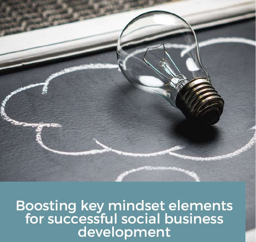 Report on key mind-set elements for successful social business development in Latvia, Lithuania and Sweden