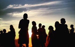 people-sunset-clouds-sky-99820