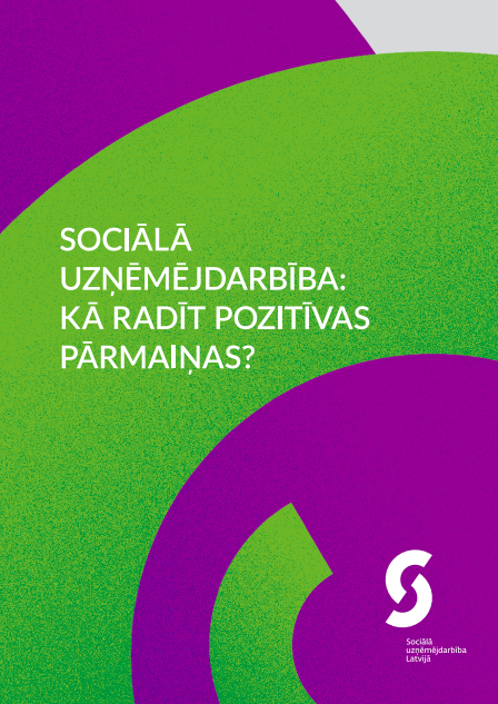New informative material – Social Entrepreneurship: how to create a positive change?