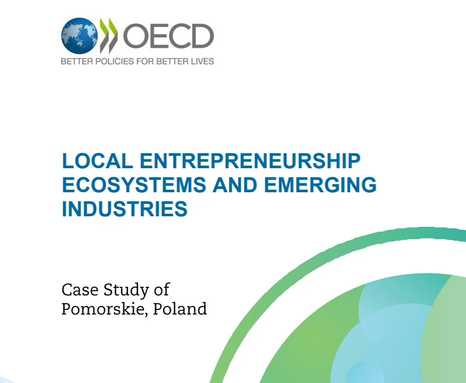 Local entrepreneurship ecosystems and emerging industries: Case study of Pomorskie, Poland
