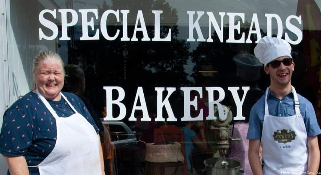 Mother opens bakery to help son and others with special needs find employment