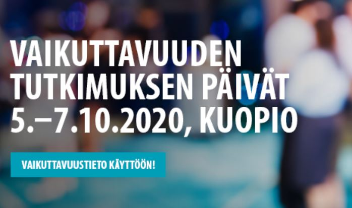 Impact research days Kuopio