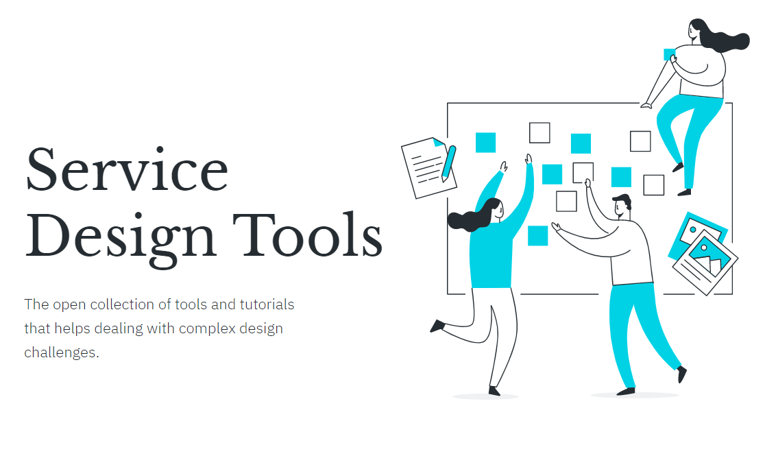 Service Design Tools: for your design workshops