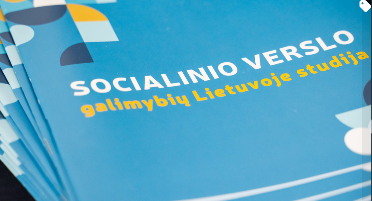 The Study on Social Business Opportunities in Lithuania – Full Version Available