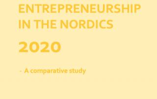 Female Entrepreneurship in the Nordics 2020