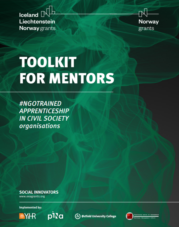 TOOLKIT FOR MENTORS: #NGO TRAINED APPRENTICESHIP IN CIVIL SOCIETY ORGANISATIONS