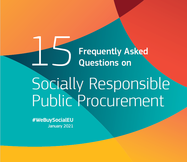 Socially Responsible Public Procurement: Its Role and Applications