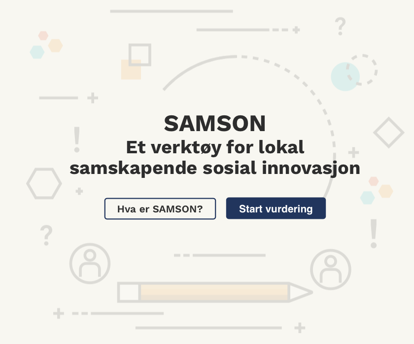 SAMSON – a tool for collaborative social innovation