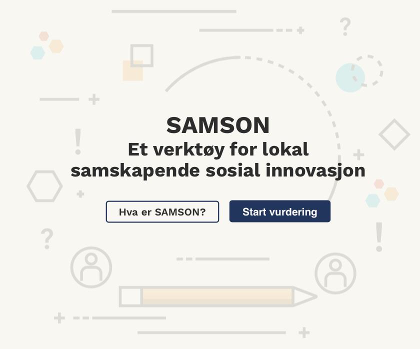 SAMSON – a tool for collaborative social innovation
