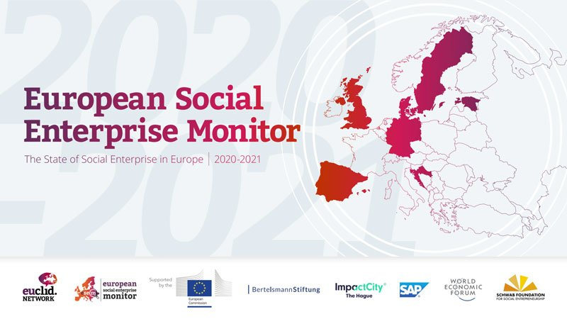 The first European Social Enterprise Monitor report has been launched