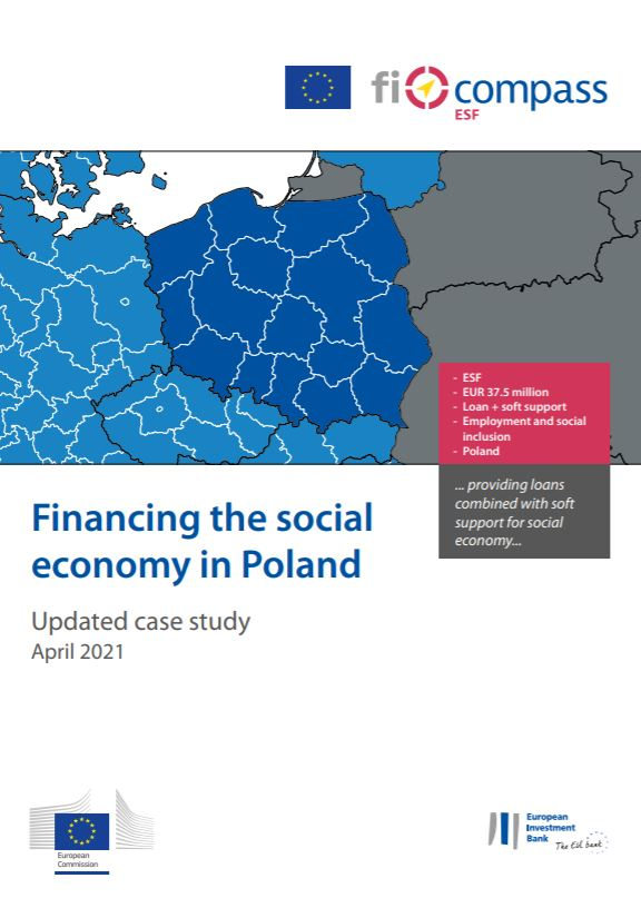 Financing the social economy in Poland – Updated case study April 2021