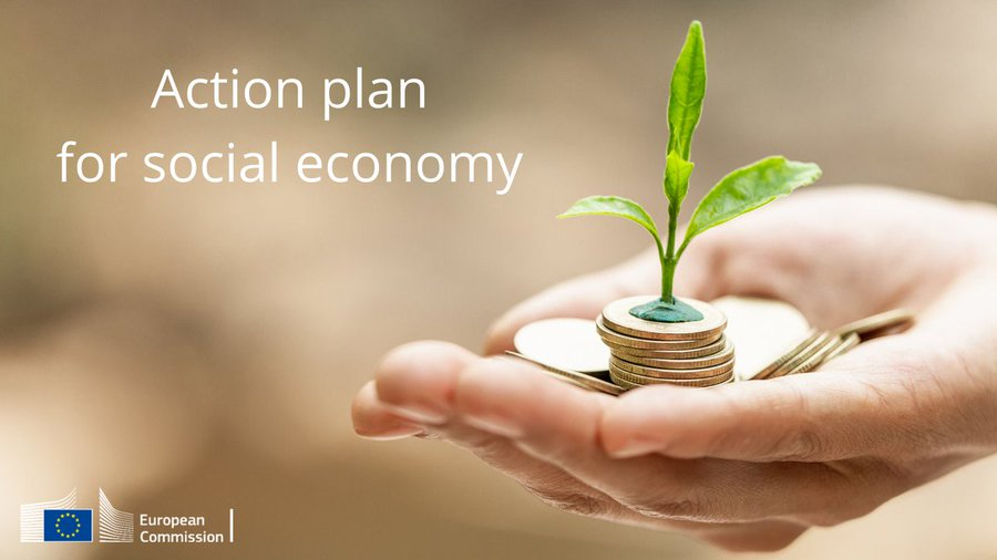 EU will present new Social Economy Action Plan by the end of 2021!