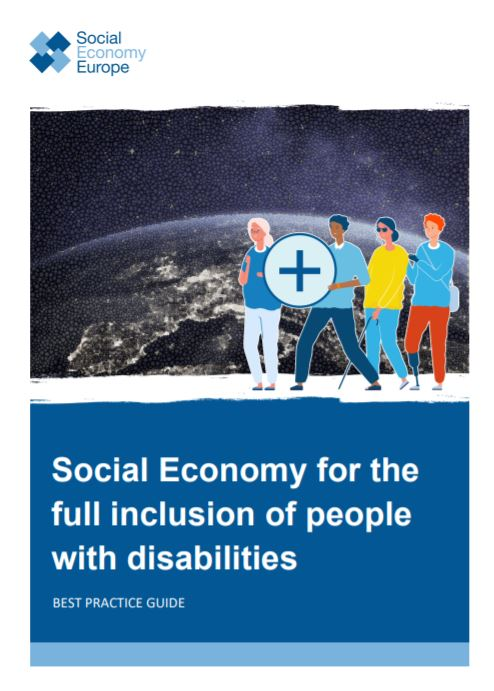 Social Economy for the full inclusion of people with disabilities BEST PRACTICE GUIDE